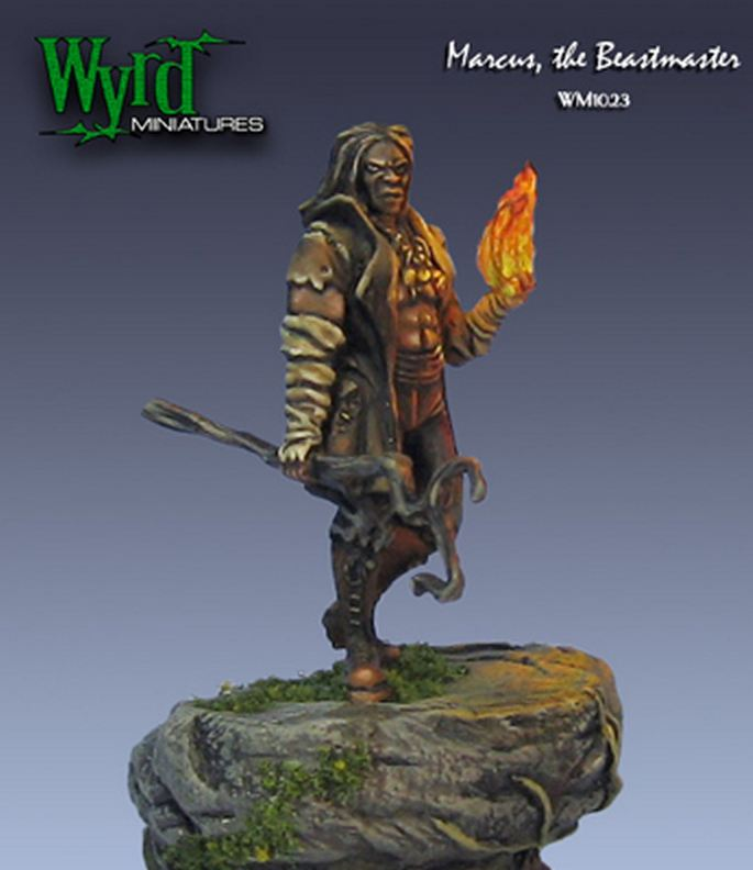 Beastmaster Miniature picture