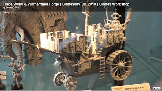 Marienburg Land Ship model picture