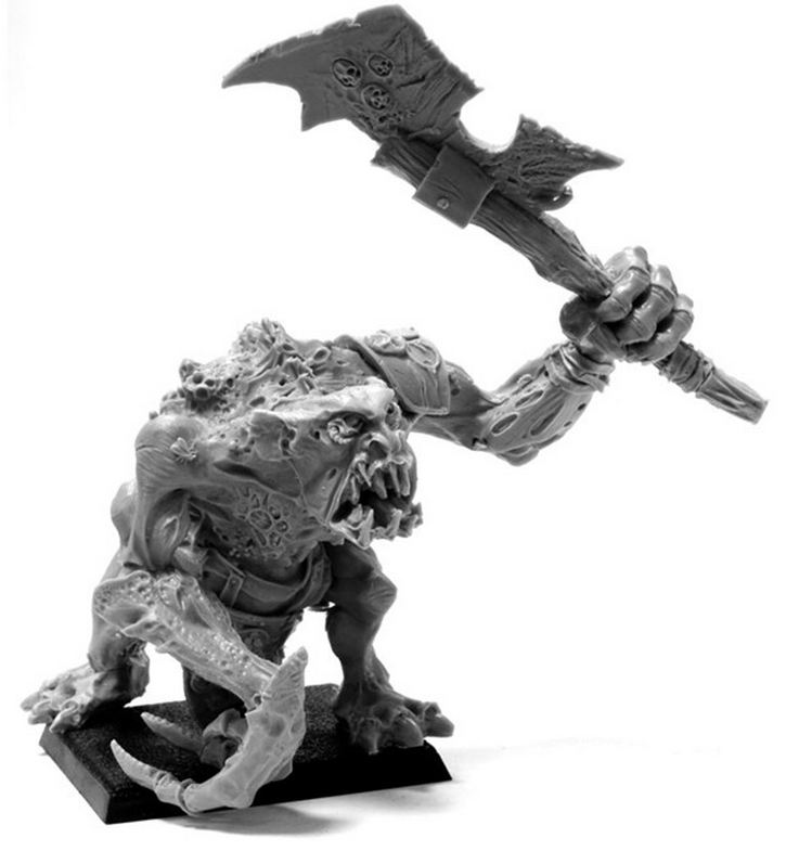 Nurgle Bile Troll photo