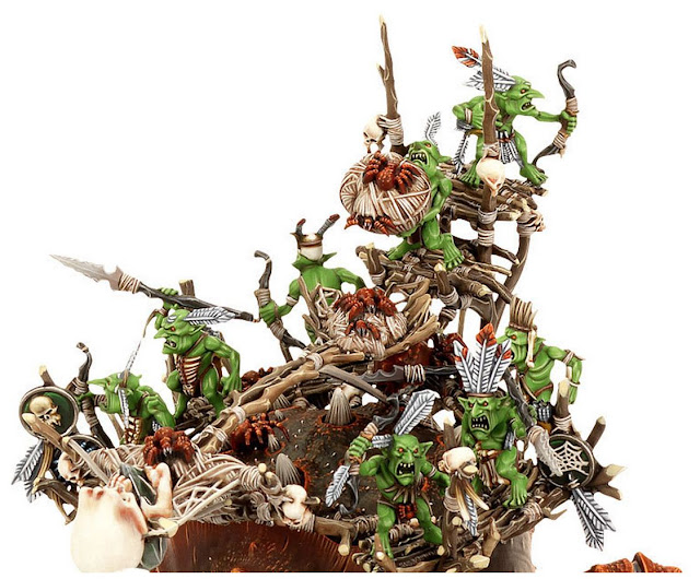Orcs and Goblins Arachnarok picture