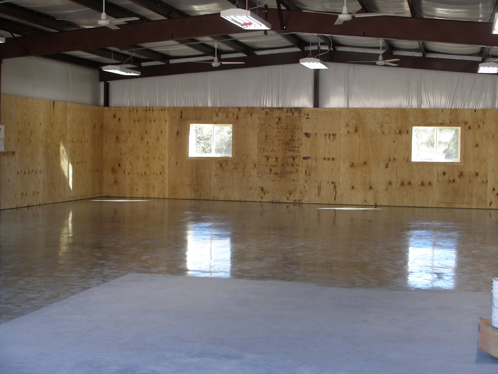 Legacy industrial 39 s blog site concrete sealer for garage for Best product to clean garage floor