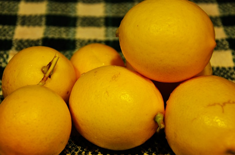 Lemon Pile