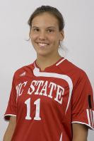 Wolfpack's Paige Dugal