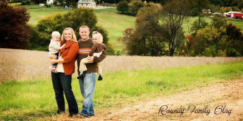 Roundy Family Blog