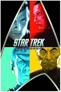 Buy Star Trek Countdown Trade Paperback TPB at Amazon