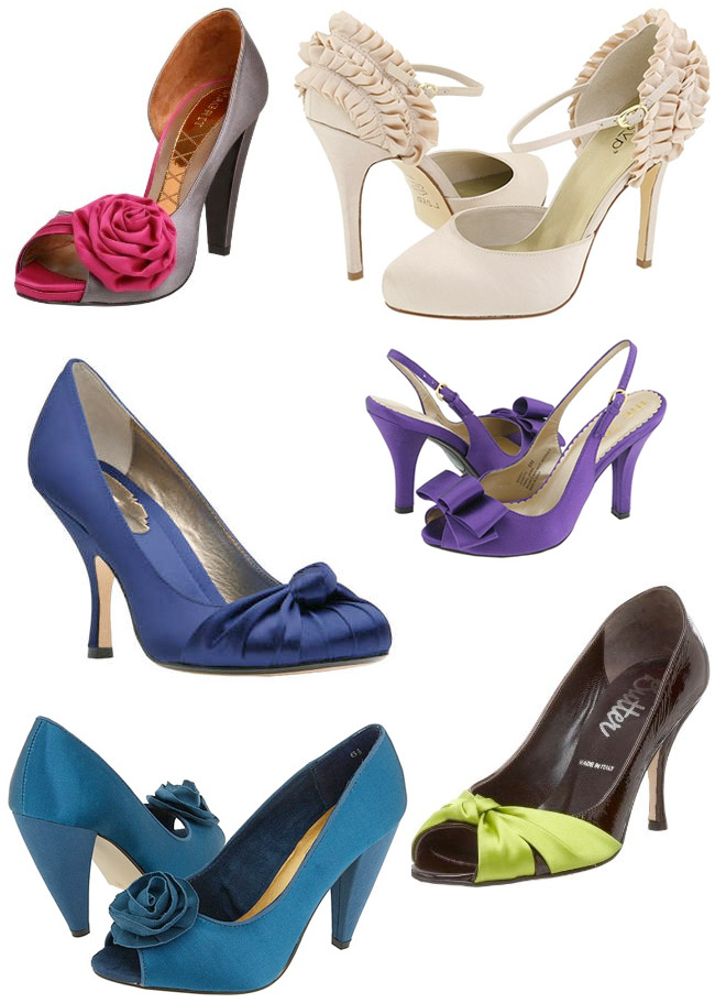 fashionsense types of shoes for