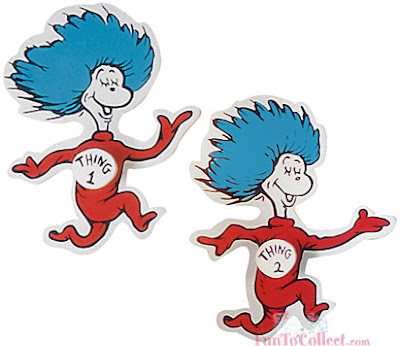 thing 1 thing 2. Thing 1 And Thing 2.