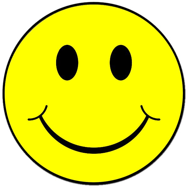 The smiley faces your editor places in the margins of your manuscript to let
