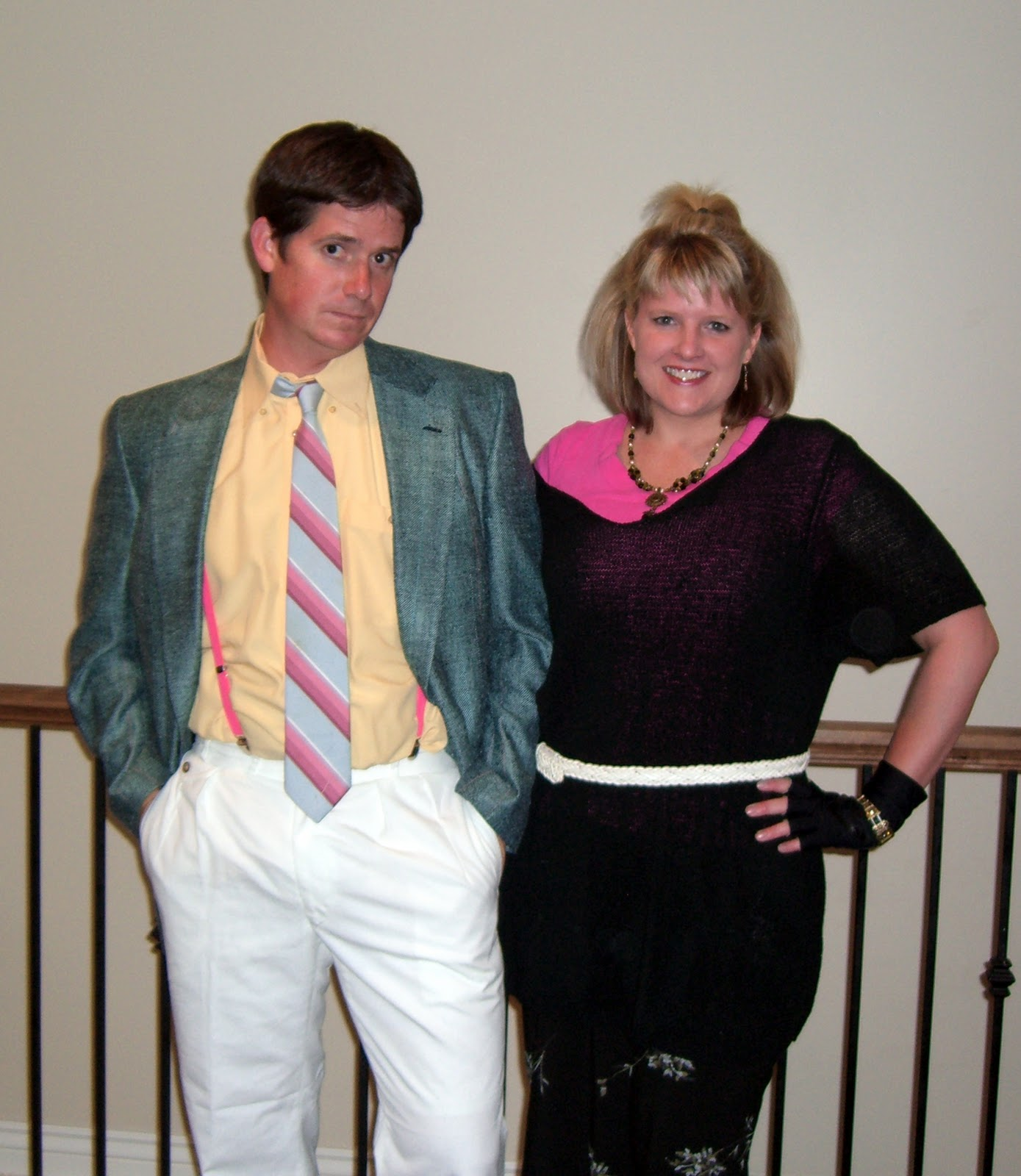 80s Prom Outfit For Guys