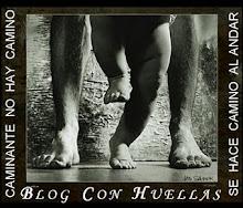 PREMIO BLOG CON HUELLA