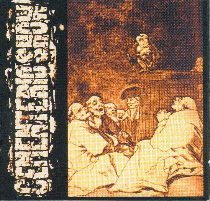 Criatura / Disface - Split EP