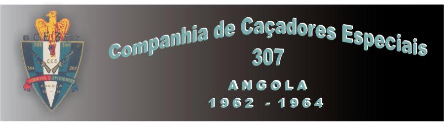 Companhia de Cacadores Especiais 307