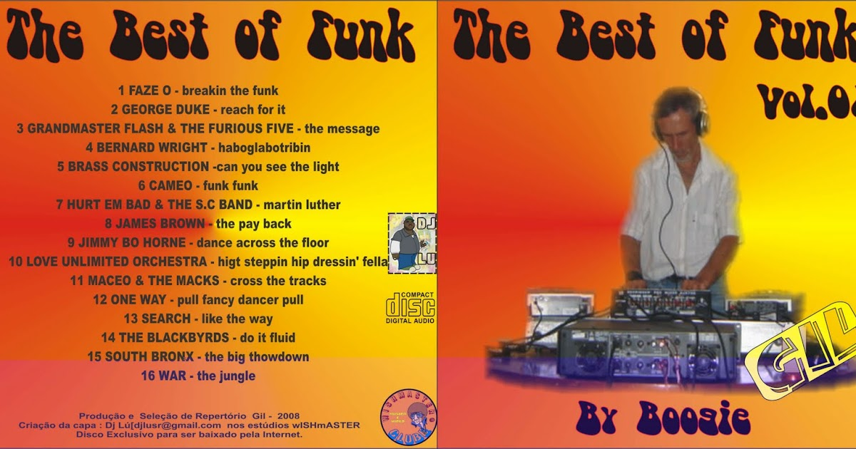 Freestyle Beat The Best Funk Vol