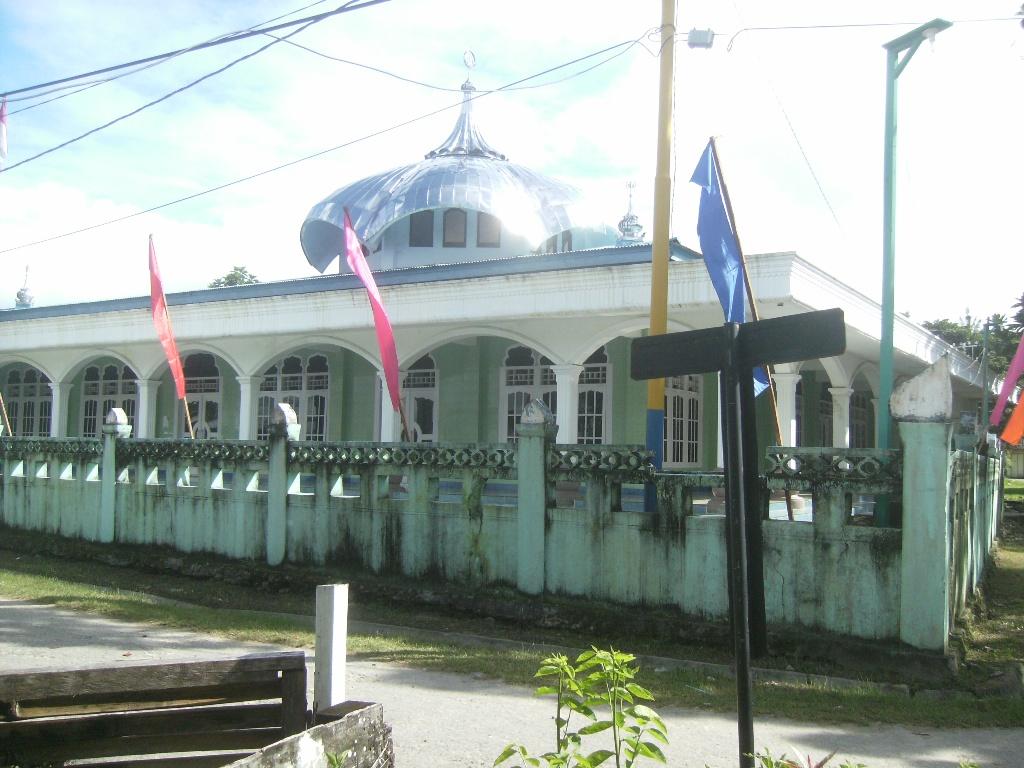 masyarakat kota medan: Jalan Jalan di Pulau Dom Kota Sorong
