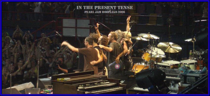 Pearl Jam Bootlegs 2006