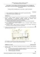 Subiecte titularizare 2010 - instalatii maistri instructori p1