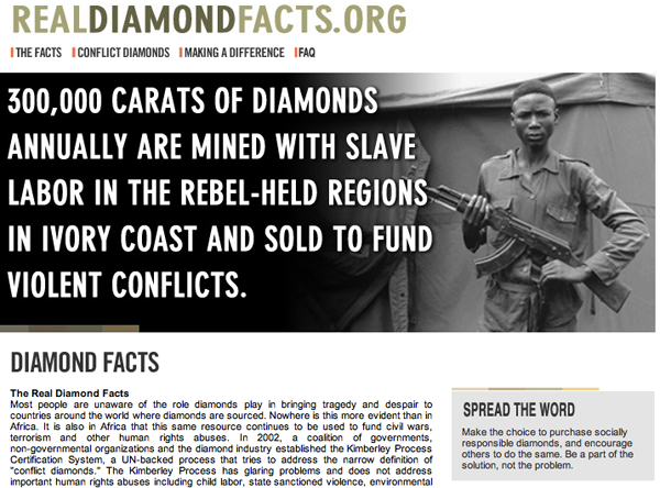 Jourdan S History Thoughts Blood Diamond