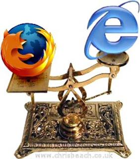 Firefox vs. Internet Explorer, ¿cuál es más seguro? Explorer%2Bvs%2Bmozilla