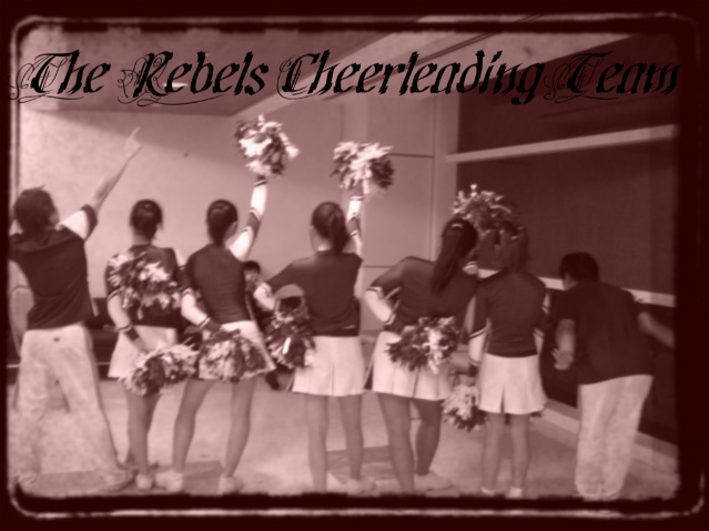 Rebels Cheerleading Team