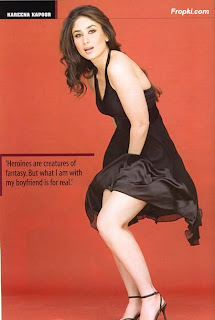 Kareena Kapoor's Hot Maxim Scans