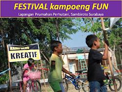 Festival Kampoeng FUN