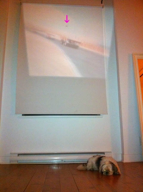 Sharper Image Projector | Ask a Geek!