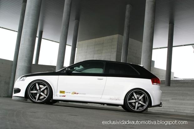 Fotos do Audi S3 by O.CT Tuning