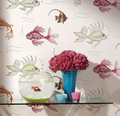 Anna Applegate Interiors Wallpaper Direct UK