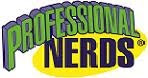 Professional Nerds website