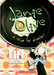 Janie Olive- a recipe for disaster!