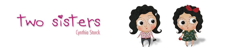 Two Sisters | Cynthia Storck