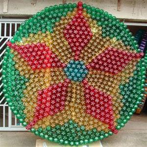 Pão de Açúcar terá decoração natalina feita com garrafas PET