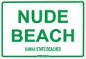 Portland Nude Beaches
