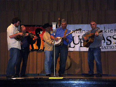 Pinegrass – A Bluegrass Band, Stevensville Montana Festival
