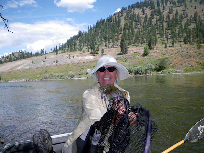 Clark Fork River - 320 float