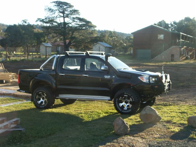 World Best Offroad Vehicle Toyota Hilux
