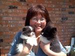 Linda&Pups