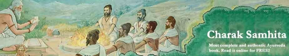 Charaka Samhita Ayurveda