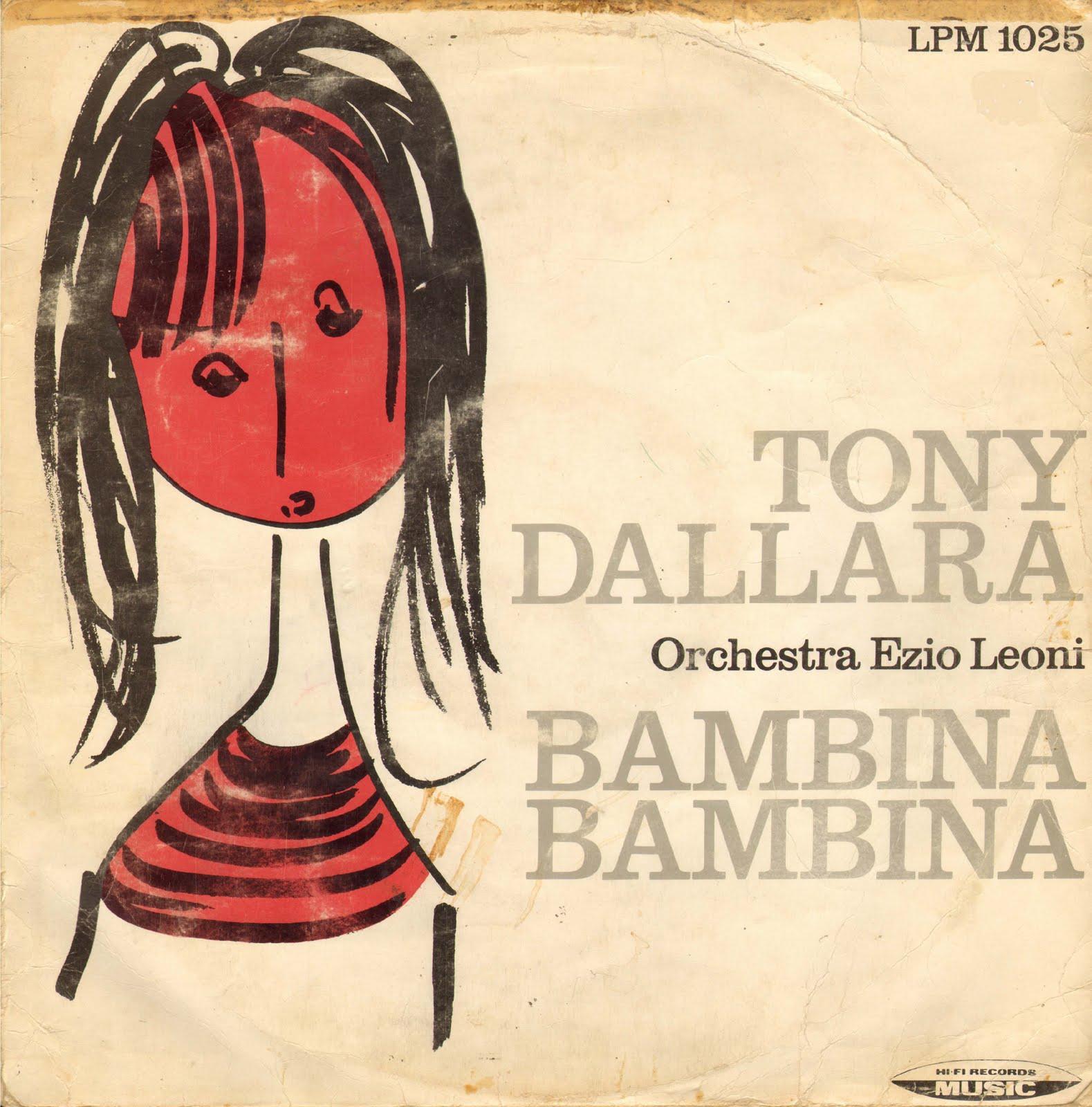Tony Dallara Bambina Bambina