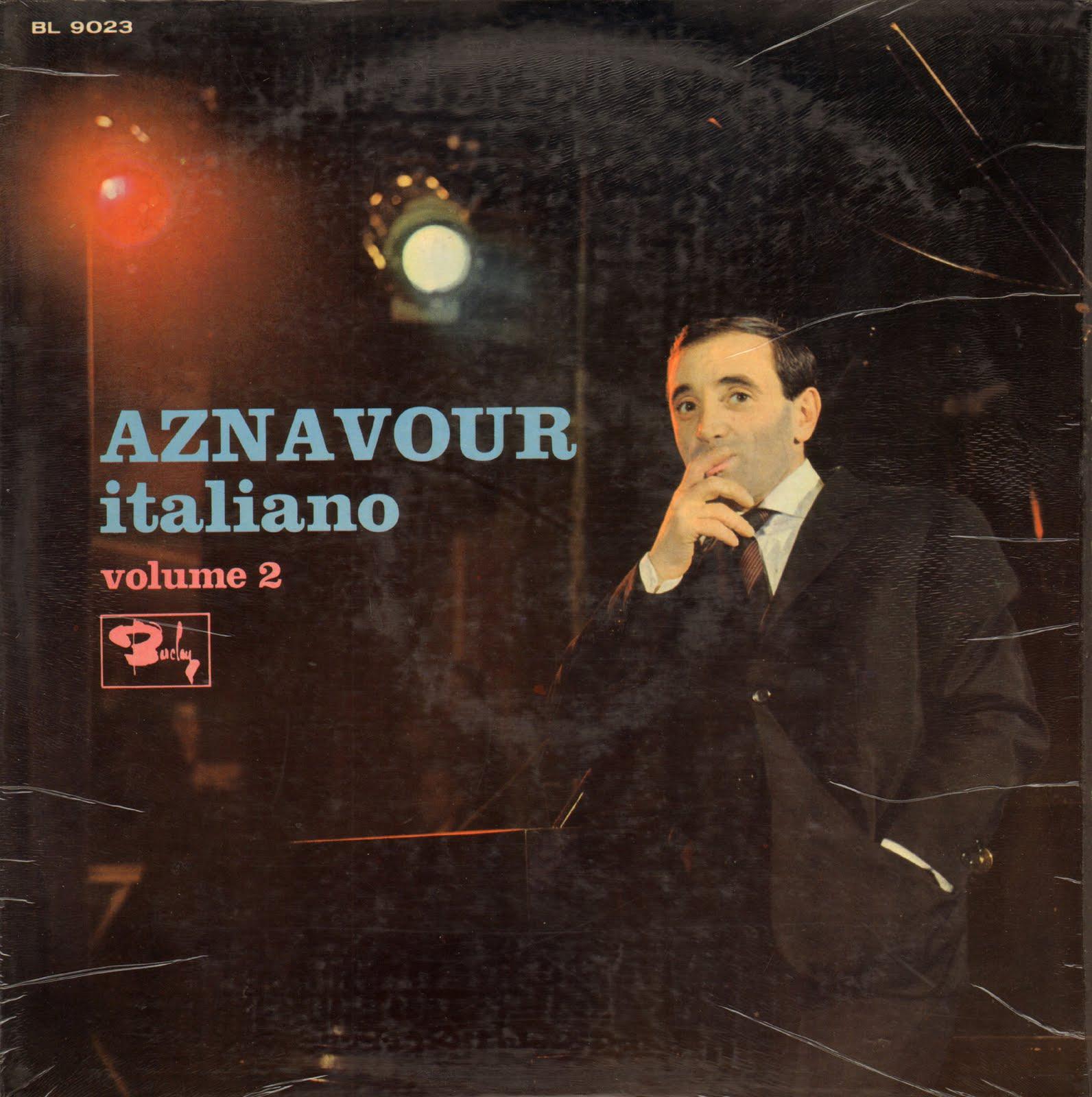Charles Aznavour Aznavour 40 Chansons D'or