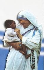 Madre Teresa de Calcutá (*1910 + 1997)