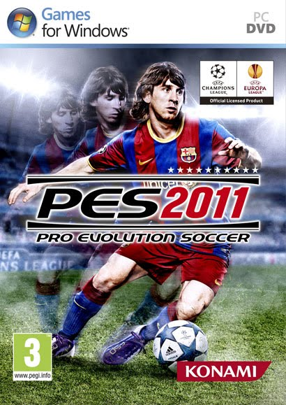 Pro Evolution Soccer 2011 (PC- Full- Español)(1 link)