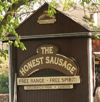 The honest sausage