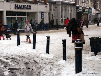 Snow wellies