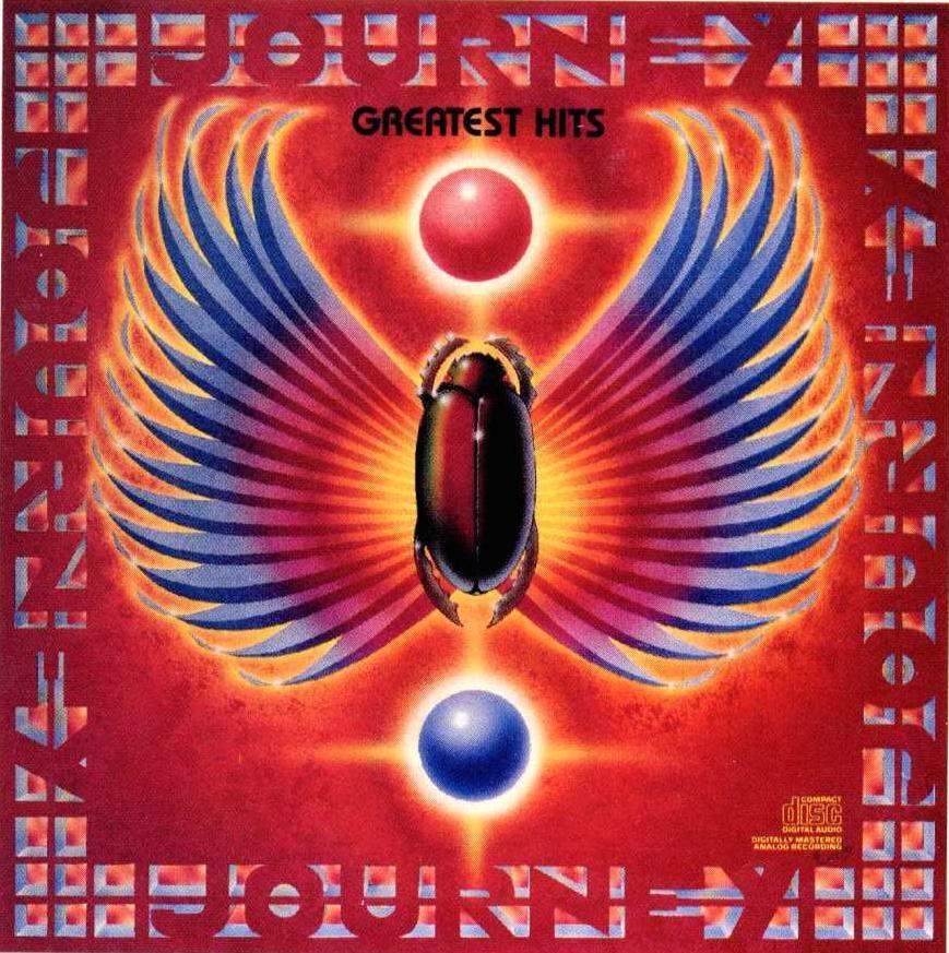 journey greatest hits album. tattoo hair Journey - Greatest