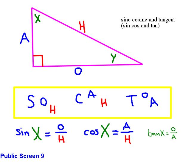 trigonometry-triangle-problems