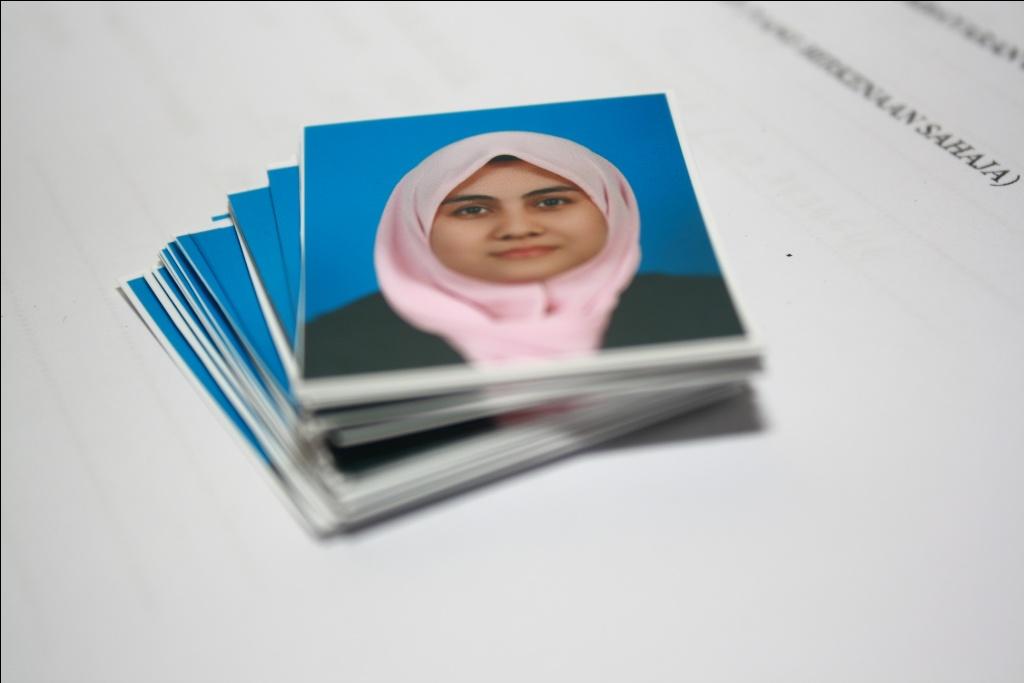 Gambar Ukuran Passport