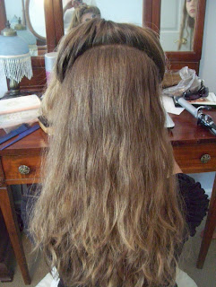 Elizabeth Swann Tutorial - The Instructions - More Hairstyles