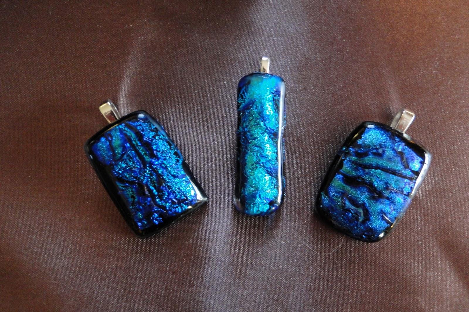 Anissa mille et une couleurs Bijoux en verre