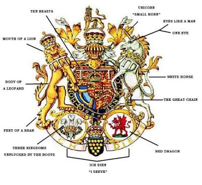 The British Royal Antichrist Logo Reality Of Logo Designs